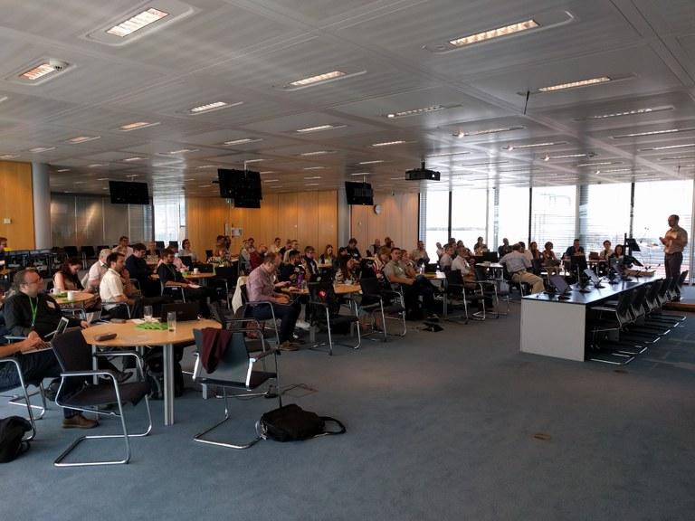 RDA UK - FREYA workshop